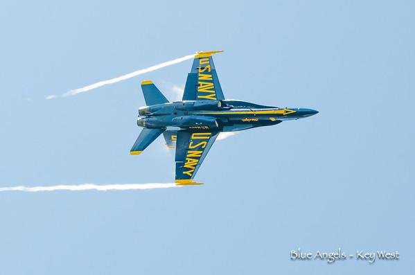 Blue Angels - Key West Florida 2013